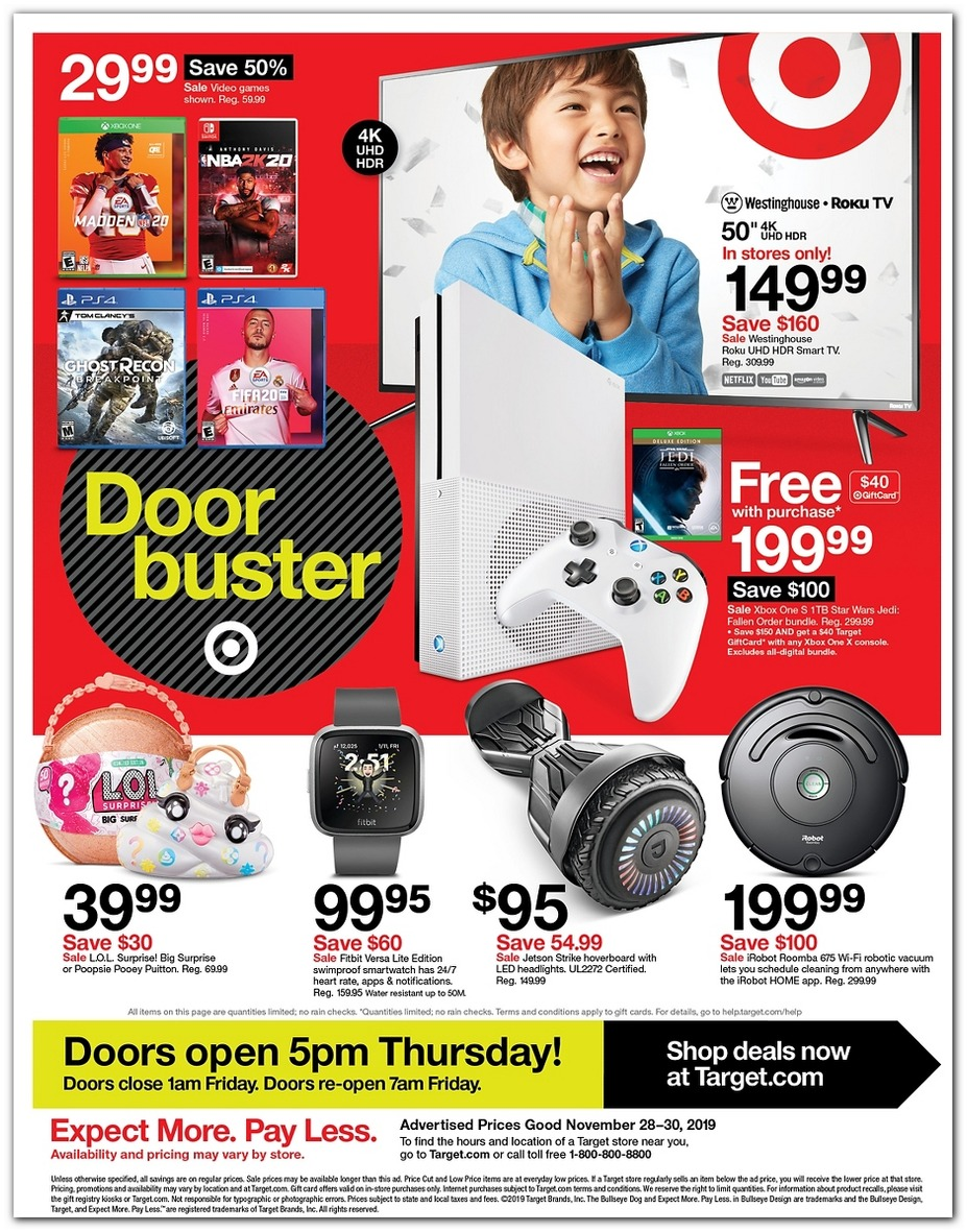 $200 Xbox One Bundle / Doorbusters