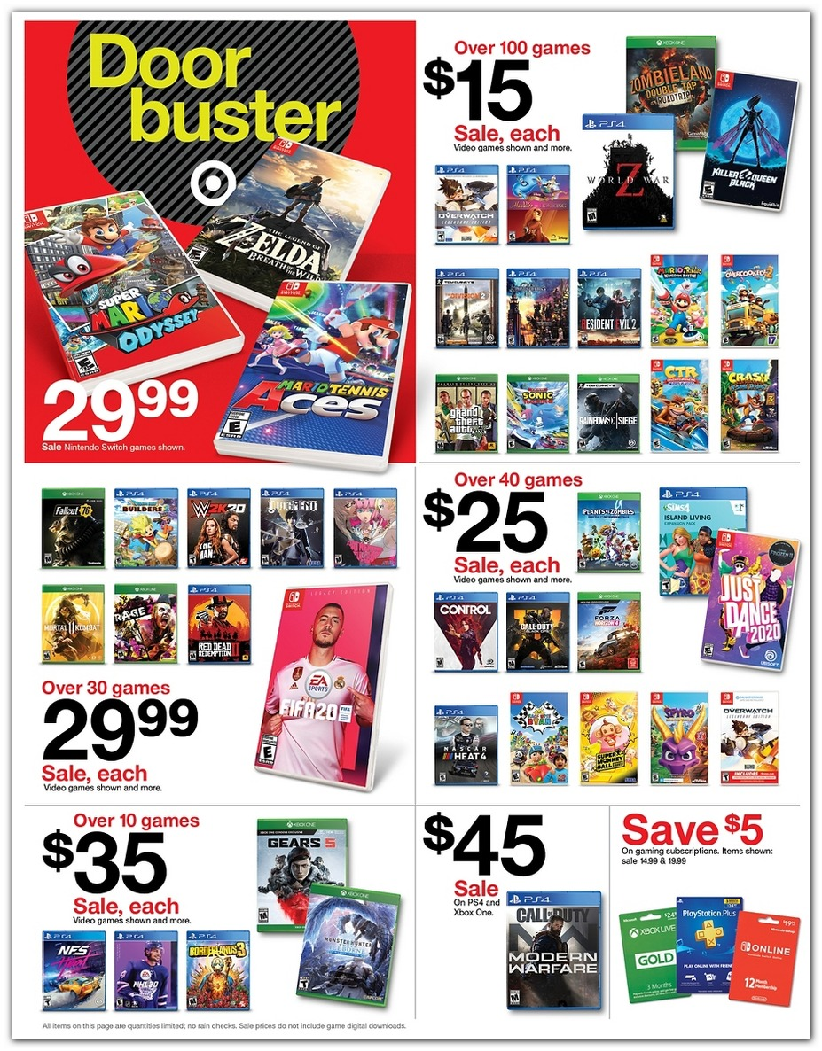 $30 Switch Games / Video Games