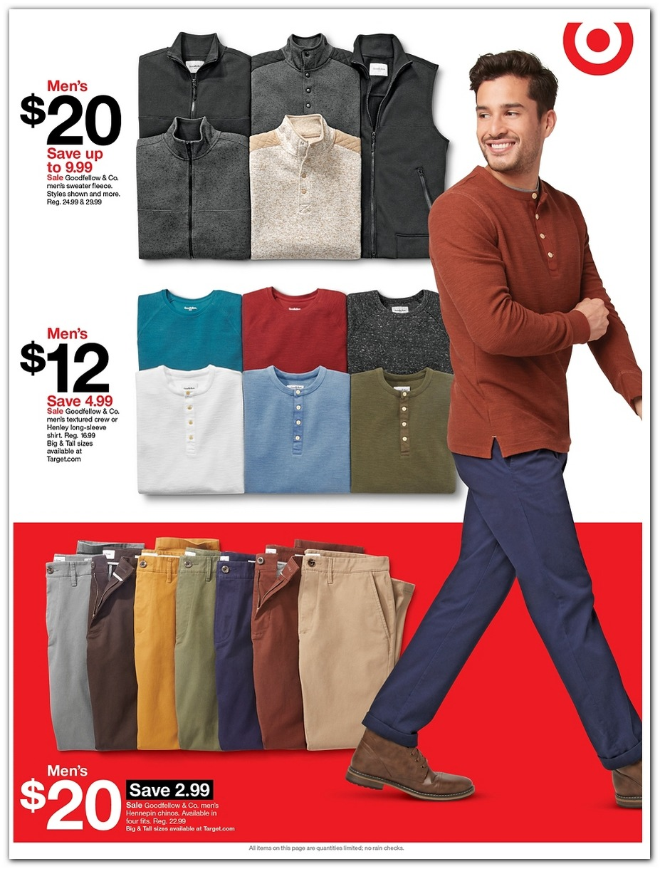 Men's Shirts / Pants