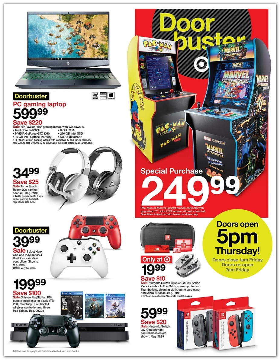 Arcade / PC Gaming / $200 PS4 Bundle