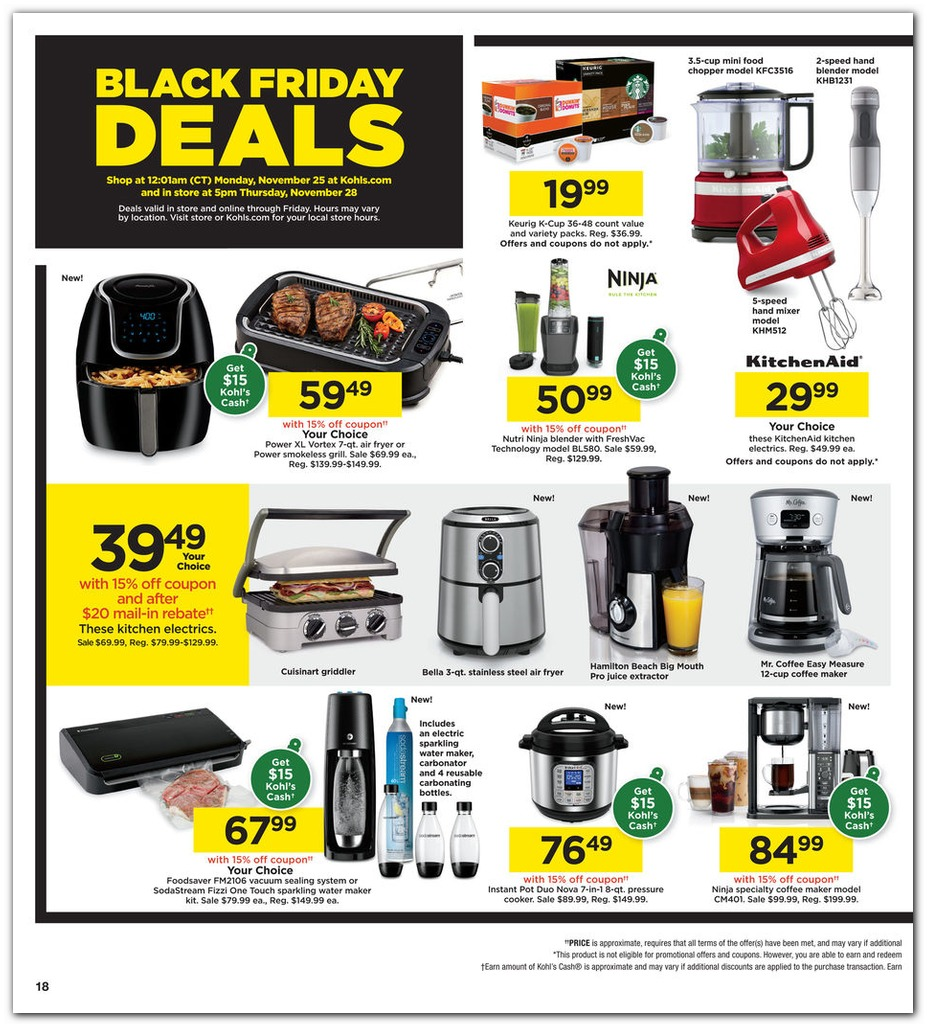Small Appliances Page 3