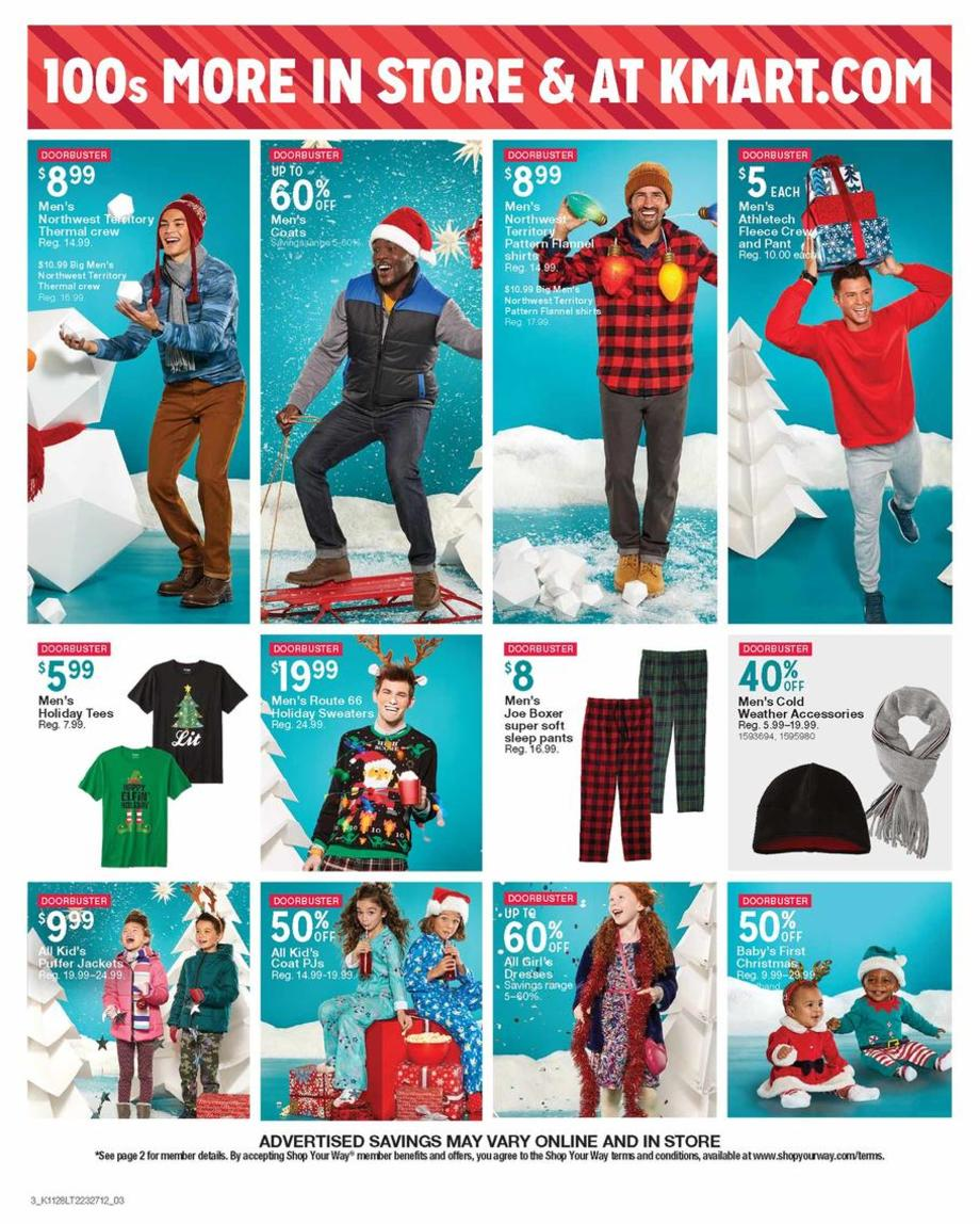Men's & Kids Clothing