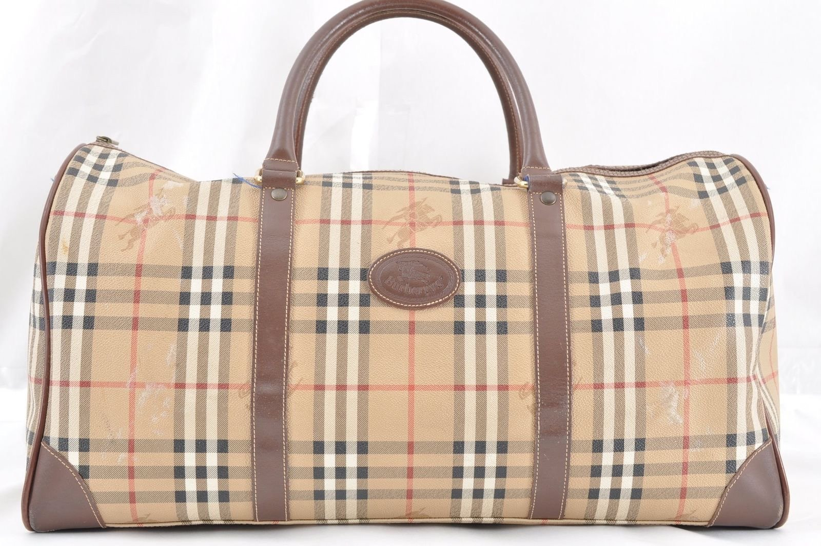 burberry duffle